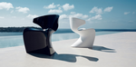 WING Designer Outdoor Chair